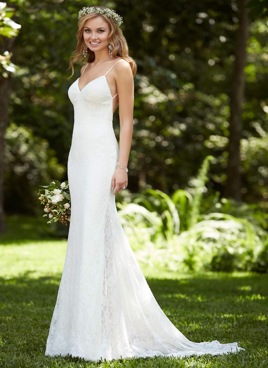 Stella York <br> Penny <br> Size 10 Was £950 Now £650