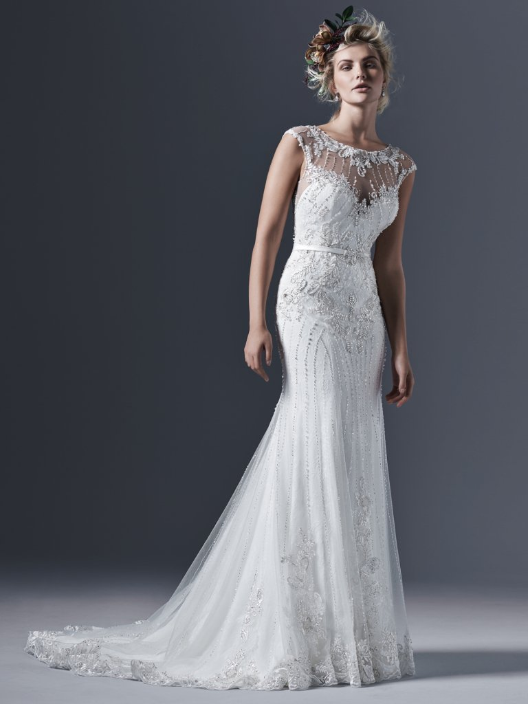 Sottero &#038; Midgley <br> Beckett <br>Size 12 Was £1,850 Now £850