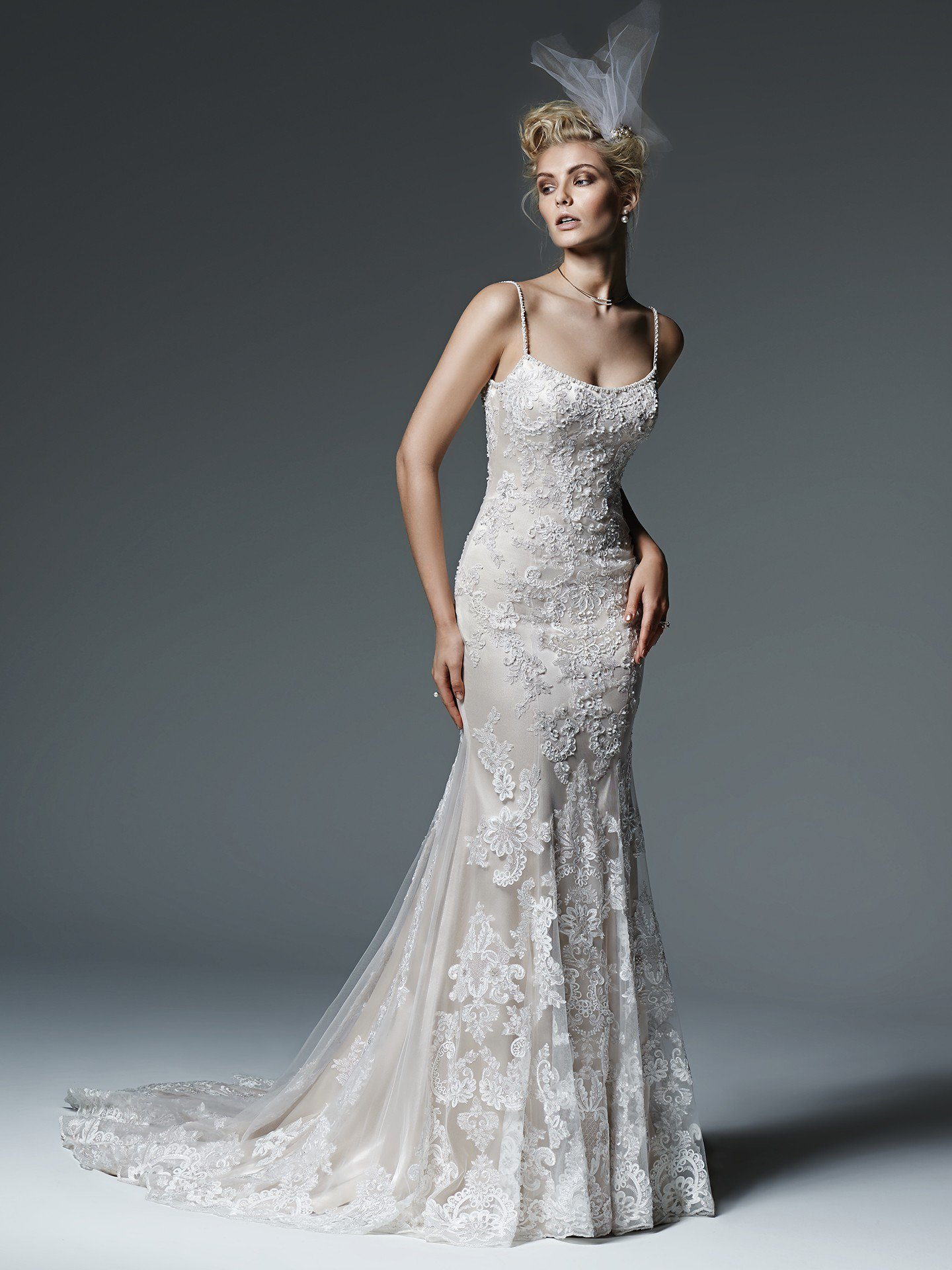 Sottero &#038; Midgley <br> Celine<br>Size 12 Was £1,400 Now £700