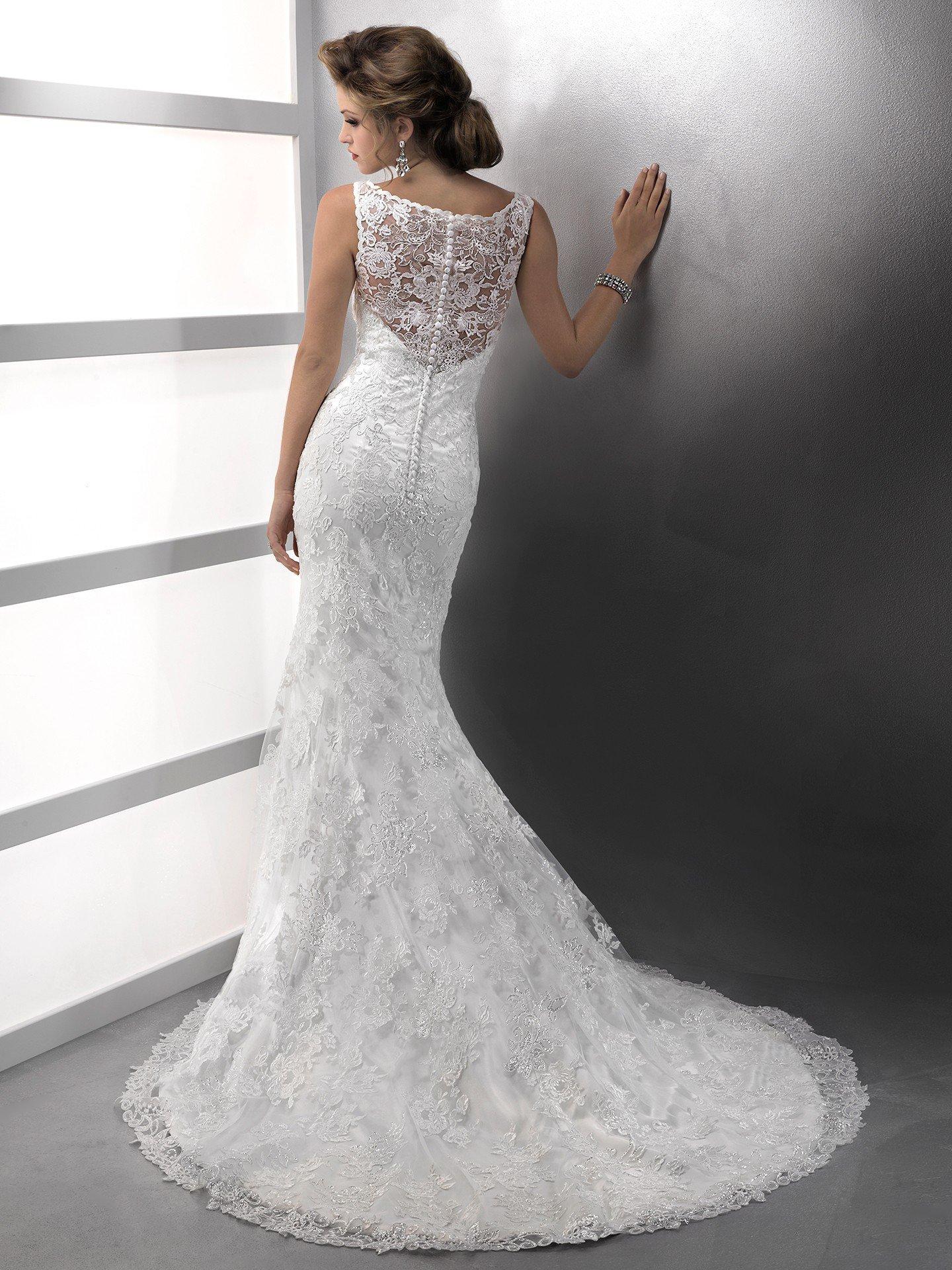 Sottero midgley ireland brides of berkhamsted bridal for Wedding dresses lace back