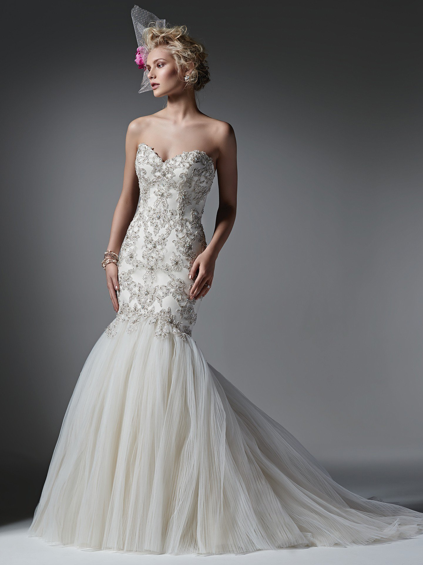 Sottero &#038; Midgley <br> Radience<br>Size 10 Was £1,200 Now £850