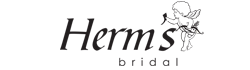 Herm's Bridal logo