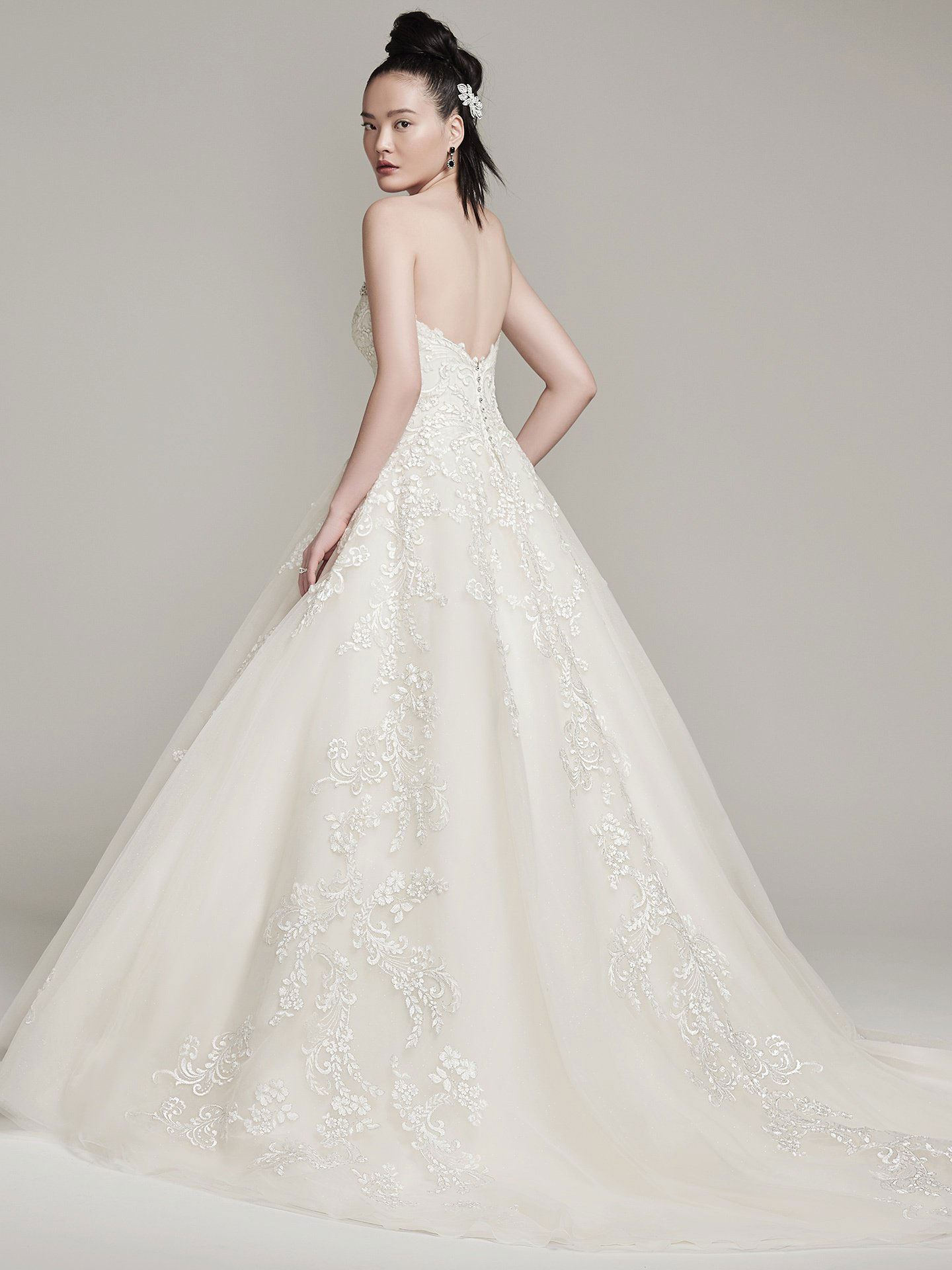 Sottero &#038; Midgley <br> Olga <br> Size 14 Was £1,580 Now £1,000