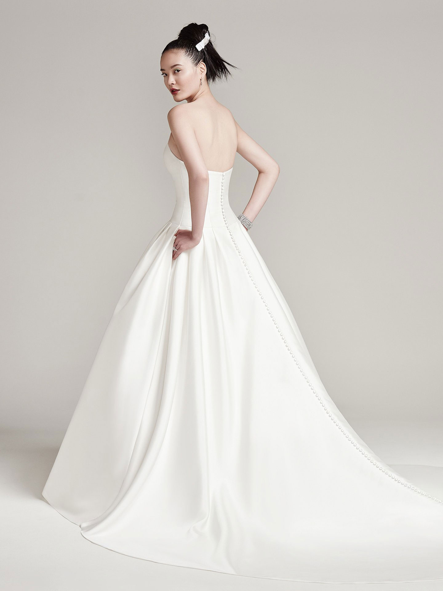 Sottero &#038; Midgley<br>Prestyn<br>Size 12 Was £1,170 Now £650