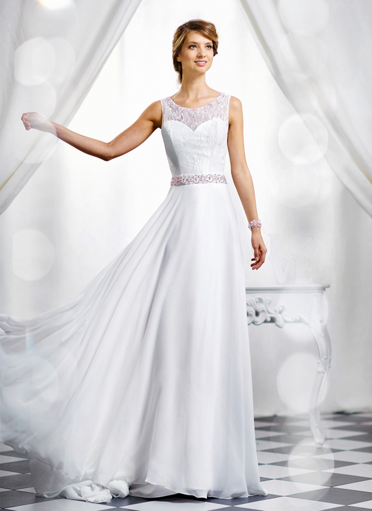 Herm&#8217;s Bridal <br> Amalyn