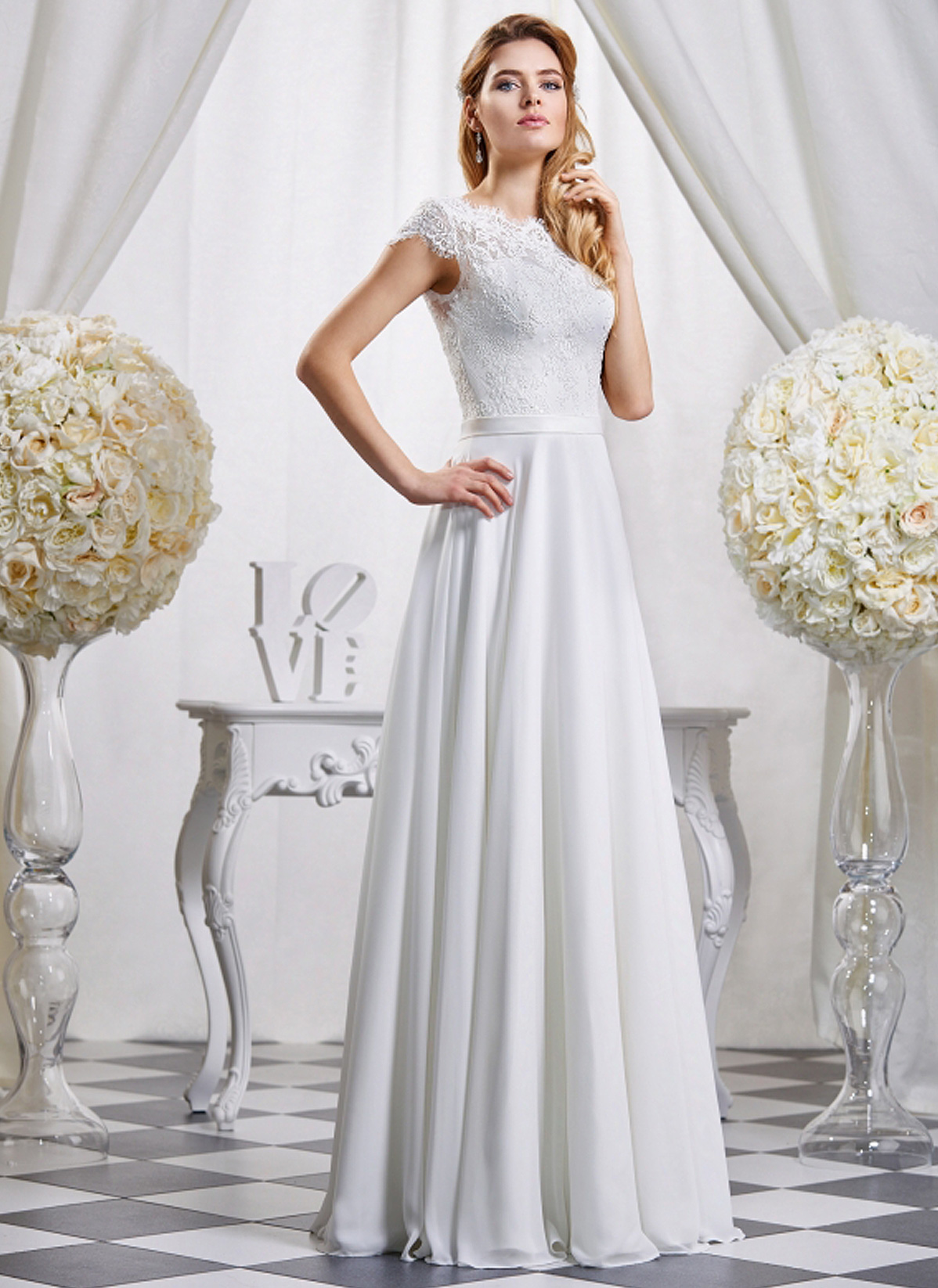 Herm&#8217;s Bridal <br> Amber