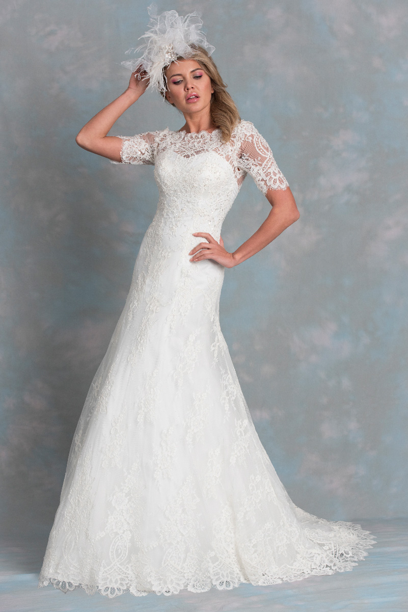 Diane Harbridge <br> Bella Diana<br>Size 12 Was £1,550 Now £1,000