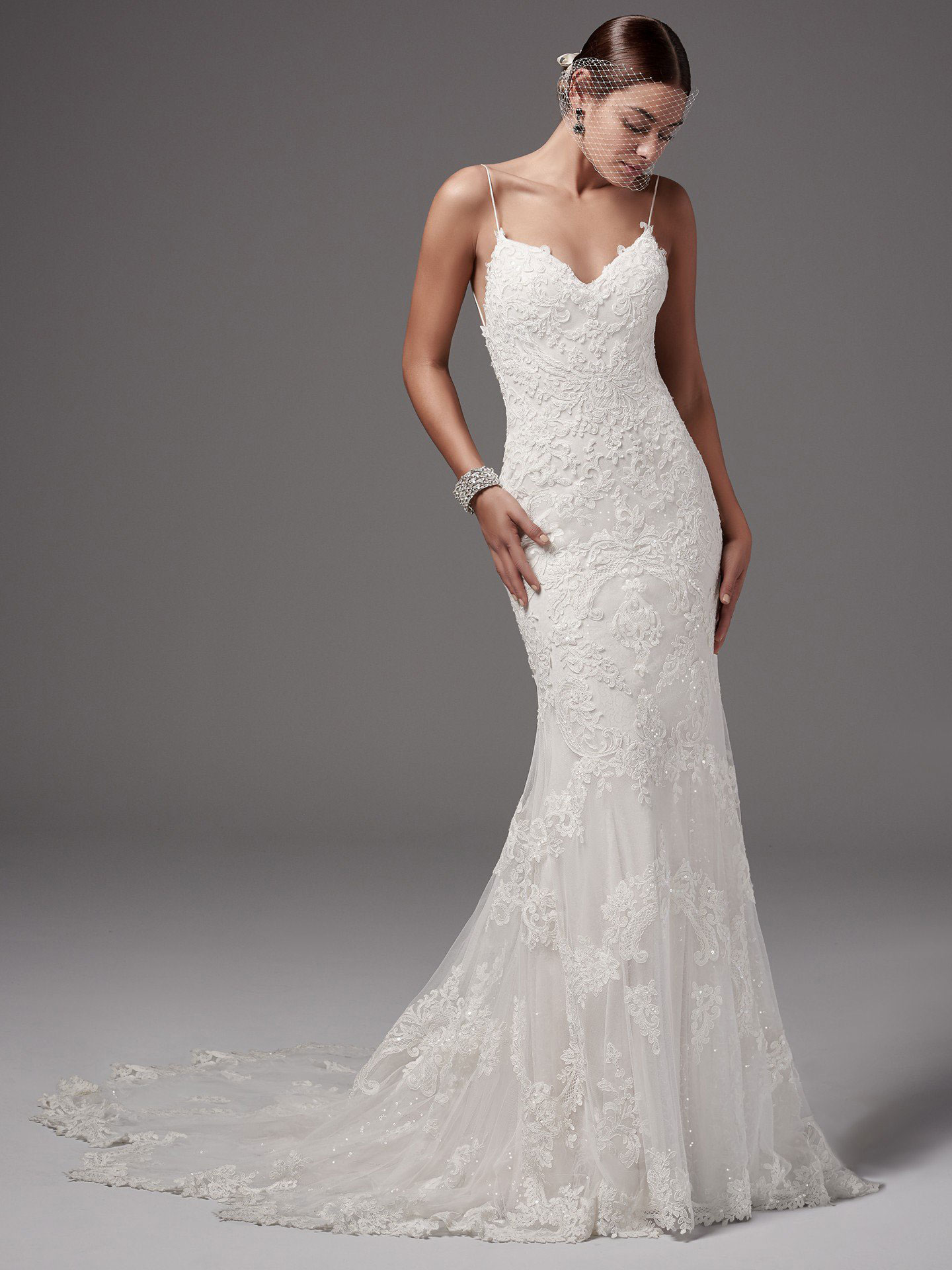 Sottero & Midgley <br> Bristol<br>Size 10 Was £1,500 Now £600