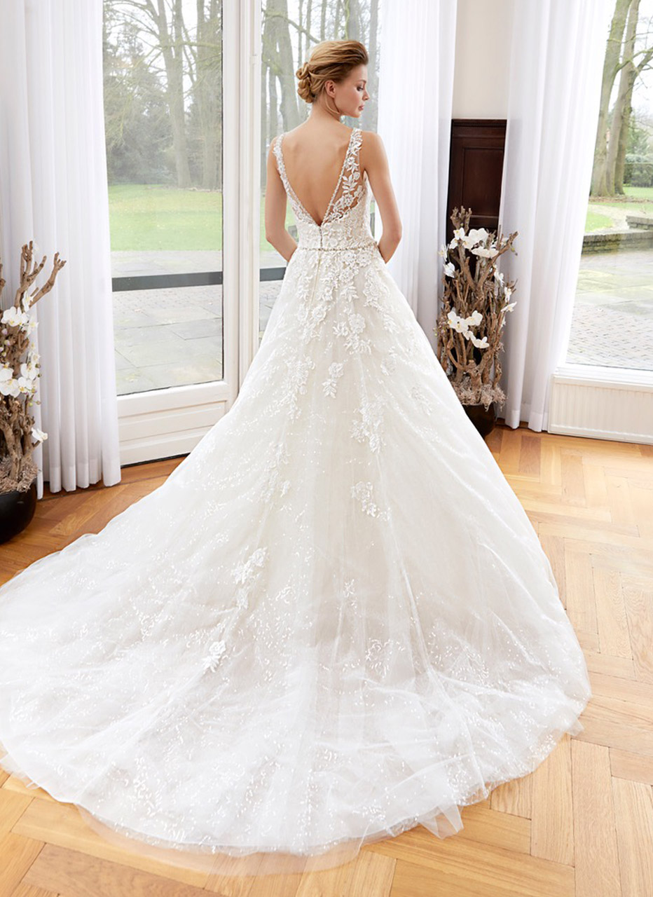 Modeca<br>Amalia<br>Size 16 RRP £1,650 Now £500