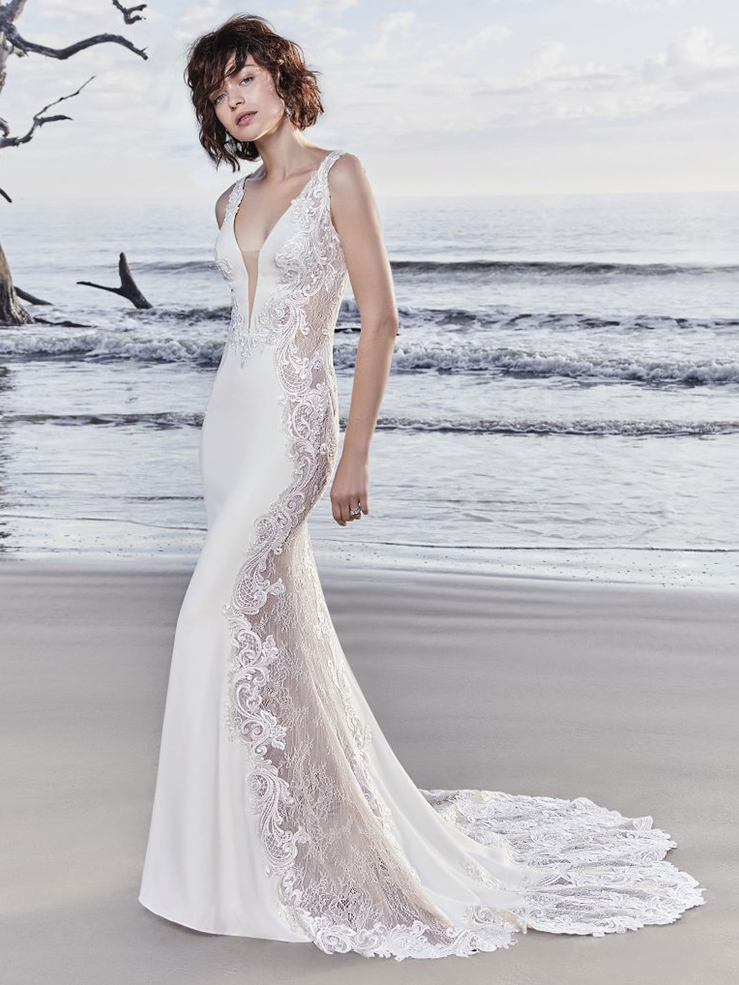 Sottero & Midgley <br> Bradford Rose