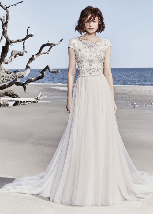 Sottero & Midgley <br> Ezra Rose<br>Size 12 Was £1,600 Now £800