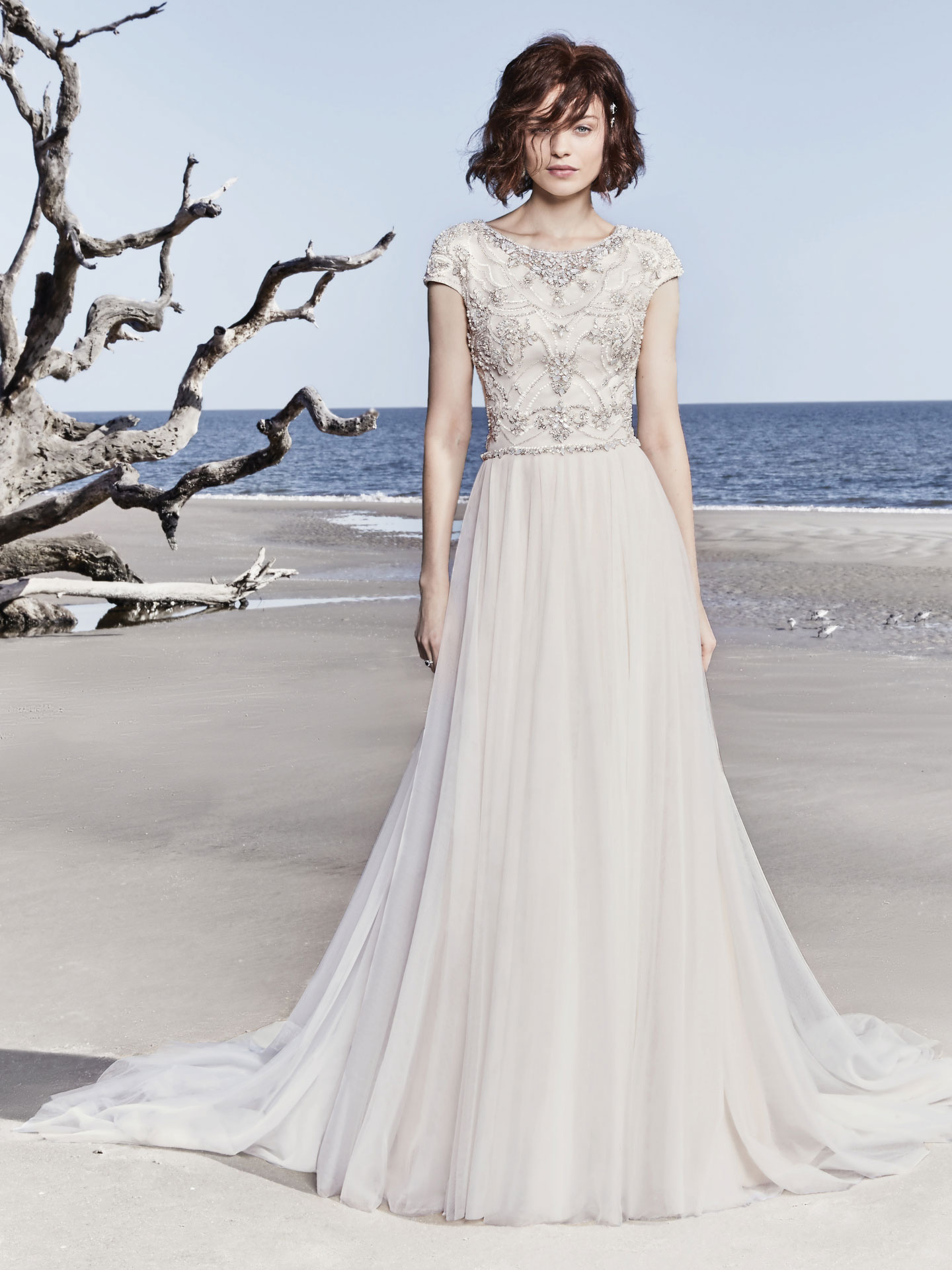 Sottero & Midgley <br> Ezra Rose