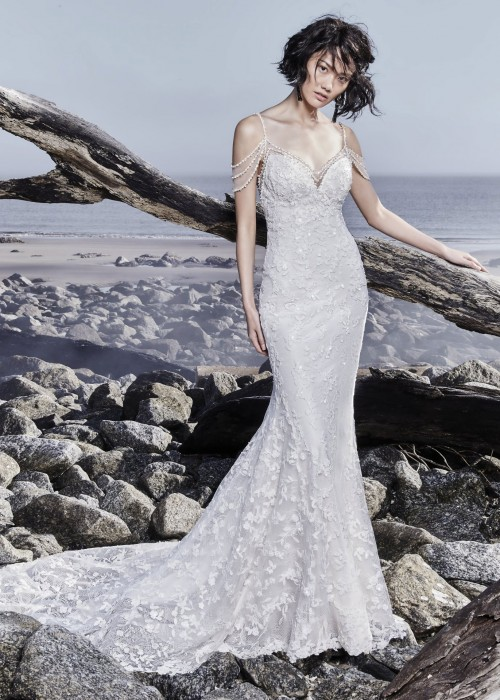 Sottero & Midgley <br> Lynnis<br>Size 12 Was £1,890 Now £800