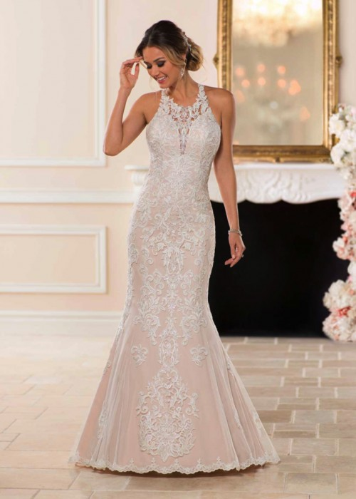 Stella York <br> Gemma <br>Size 14 Was £1,350 Now £750