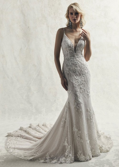Sottero & Midgley <br> Maddox<br>Size 14 Was £1,800 Now £750
