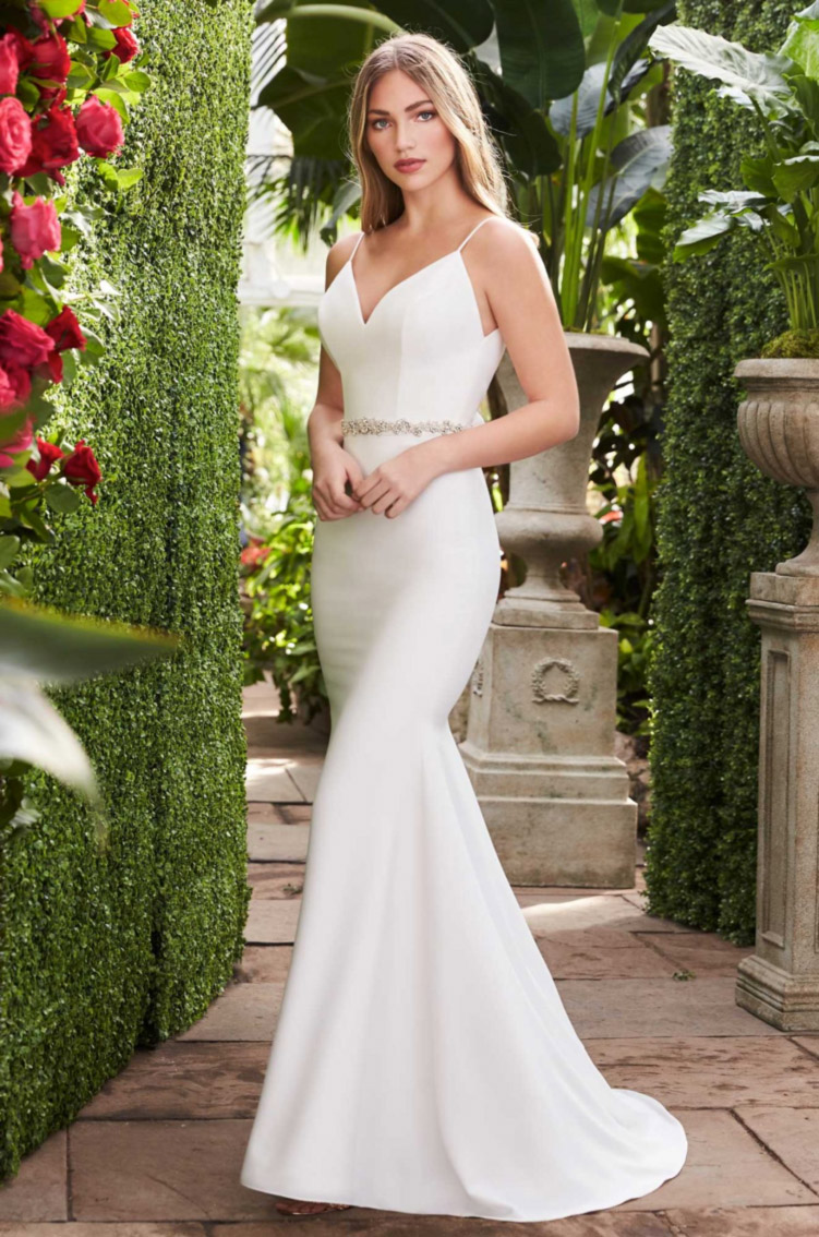 Mikaella <br> Orchid<br>Size 12 Was £1,750 Now £750