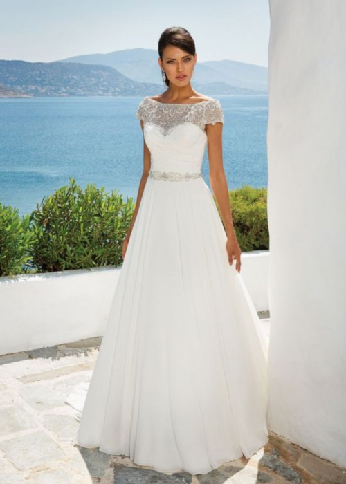 Justin Alexander <br> 8799<br>Size 10 Was £1,400 Now £700