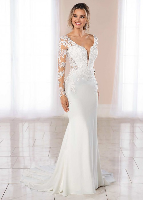 Stella York <br> Lucy <br> Size 14 Now £800